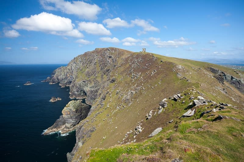 Bray Head, Valentia Island, County Kerry, Ireland.