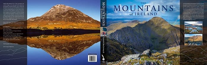The Mountains of Ireland, Irish landscape photography book