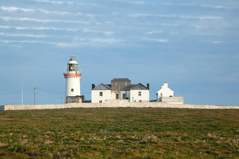 Loop Head Lighthouse, County Clare, Ireland.