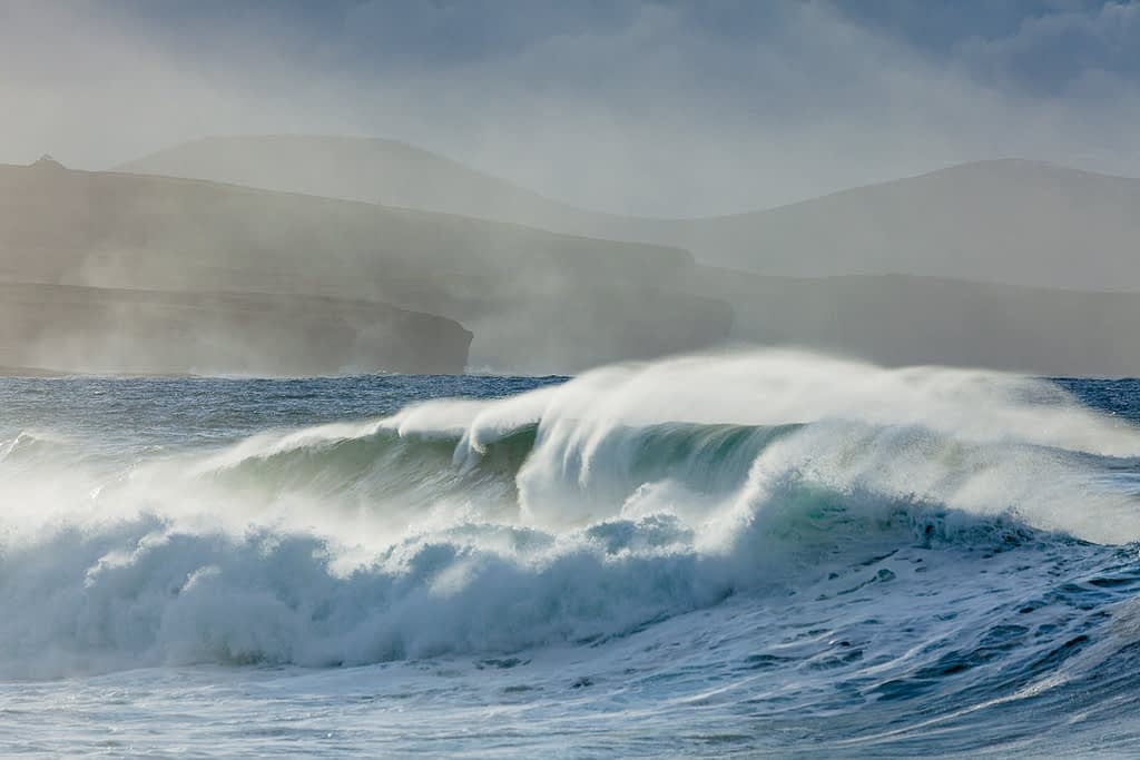 We capture great Atlantic photos on our west Ireland photography courses