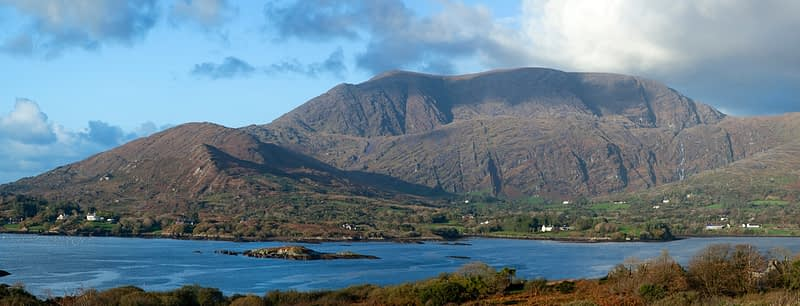 Hungry Hill, Beara Peninsula, County Cork, Ireland.