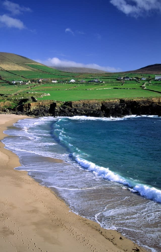 Clogher Beach, Dingle Peninsula, Co Kerry, Ireland.