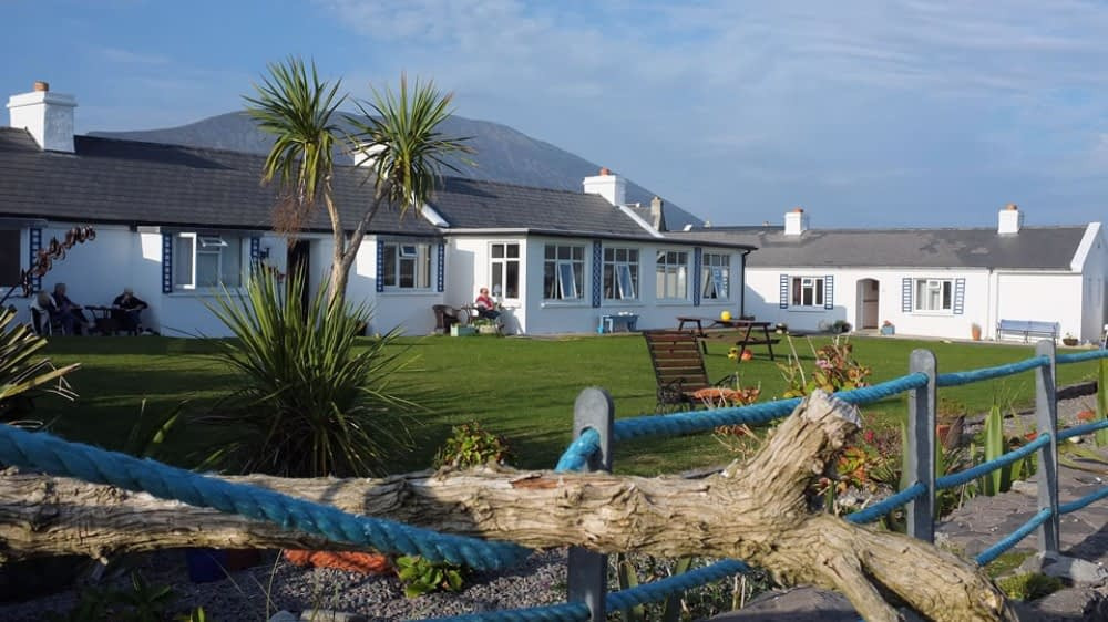Bervie Guesthouse, our accommodation for photography vacations and holidays Ireland