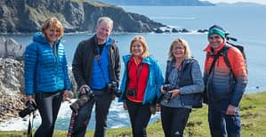Photography group on landscape photography workshops Ireland