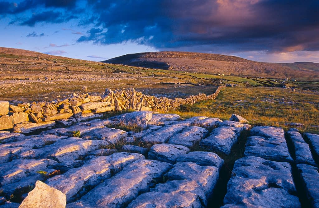 The Burren, visited on photography vacations of Ireland