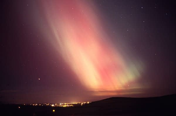 How to take photos of the northern lights or aurora borealis
